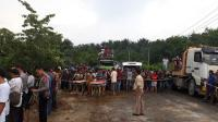 Tabrakan Beruntun di Riau, 4 Orang Tewas