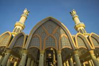 Islamic Center Ikon Wisata Halal di Pulau Seribu Masjid