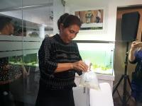 Menteri Susi Pamer Tangkapan Benih Lobster Selundupan Rp150 Miliar