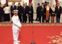 Jadi KSAL, Siwi Sukma Harus Fokus Wujudkan Visi Jokowi Indonesia Poros Maritim
