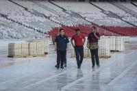 Lapangan C Jadi Lokasi Latihan Pembukaan Asian Games 2018