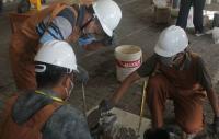 3 Mahasiswa ITS 'Aduk' Limbah Marmer dengan Beton, Justru Berkualitas