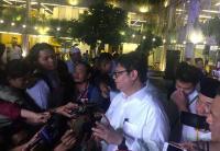 Ngabalin Masuk KSP, Airlangga Senang Kadernya Ikut Bantu di Istana