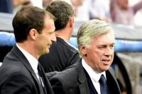 Resmi Tangani Napoli, Ancelotti Disambut Allegri