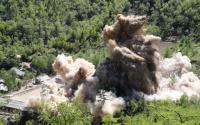 Korea Utara Hancurkan Lokasi Uji Coba Nuklirnya
