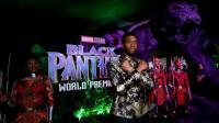 Tren Baju Lebaran Cowok Zaman Now, Baju Koko Black Panther