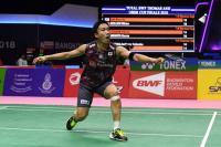 Jepang Tantang China di Final Piala Thomas 2018