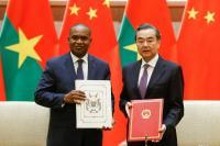 Singkirkan Taiwan, Burkina Faso Jalin Hubungan Diplomatik dengan China