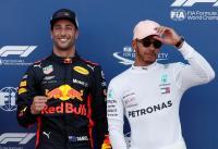Hamilton Tak Peraya Ricciardo Raih Pole Position di F1 GP Monaco 2018