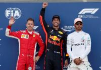 Hasil Race F1 GP Monaco 2018