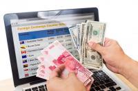 Pukul Mundur Dolar AS, Rupiah Menguat 1% dan Lepas dari Rp14.000 USD