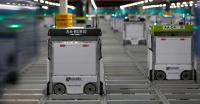 Robot Bantu Percepat Pengiriman Barang untuk Pelanggan