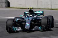 Bottas: Mobil Mercedes Tidak Cukup Cepat