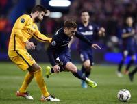 Harapan Pique kepada Griezmann Usai Pilih Bertahan di Atletico Madrid
