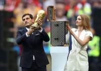 Dibalut 13,5 Pon Emas 18 Karat, Berapa Nilai Trofi Piala Dunia 2018?