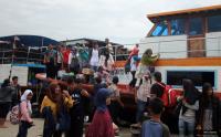ASDP Catat Baru 10% Orang Balik dari Jawa ke Bali