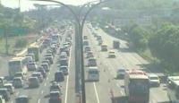 Lawan Arus Diberlakukan Mulai KM 47 Tol Cikampek Arah Jakarta