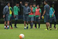 Luis Milla Panggil 23 Pemain untuk Perkuat Timnas Indonesia U-23 Lawan Korsel