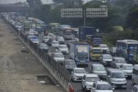 Penjelasan PT Jasamarga soal <i>One Way</i> di Tol Cikampek-Jakarta Tadi Malam
