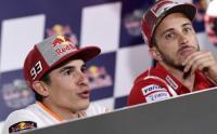 Dovizioso Komentari Kritikan Marquez kepada Dirinya