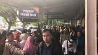 PT KAI Prediksi Arus Balik di Jakarta Terjadi hingga 25 Juni