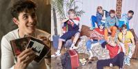 Shawn Mendes Janjikan Kolaborasi dengan BTS Segera Terjadi