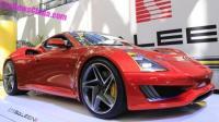 Bertenaga 450 Hp, Supercar China Kalahkan Tenaga Mesin Ferrari F430
