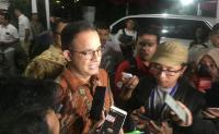 Penjelasan Anies Baswedan soal Kicauan Prabowo Terkait Data Harga LRT