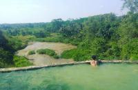 Pulihkan Lelah Mudik, Berendam Air Hangat di Tirta Sanita Ciseeng Jadi Pilihan