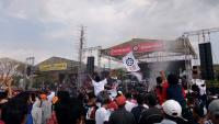 Pilkada Karanganyar, Ribuan Orang Padati Kampanye Terbuka Paslon Roda