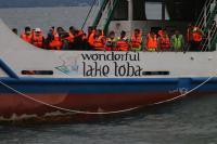 Tingkatkan Kepercayaan, Sistem Transportasi Danau Toba Harus Diperbaiki