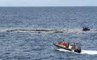 Disertai Gerimis, Basarnas Cari Korban KM Ramos Risma yang Hilang di Danau Toba