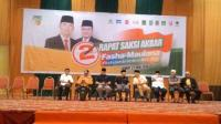 Fasha-Maulana Beri Pembekalan untuk Ribuan Saksi di Pilkada Kota Jambi