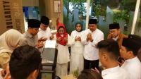 Gus Ipul-Puti Doa Bersama Sebelum Debat Pilkada