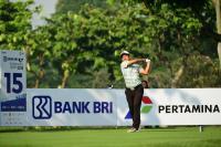 3 Pegolf Timnas Catatkan Hasil Apik di Hari Kedua Indonesia Open 2018