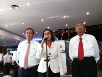 Hari Pajak, Sri Mulyani Minta Pegawai DJP Ikuti Pekerkembangan Zaman