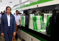 Survei Median: Kinerja Jokowi Puaskan Publik di Aspek Pendidikan, Keamanan, dan Politik