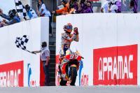 Marquez Akui Kesulitan Rebut Kemenangan di MotoGP Jerman 2018