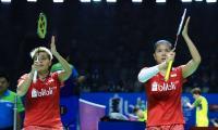 Greysia Apriyani Juarai Thailand Open 2018 Usai Atasi Perlawanan Pasangan Jepang