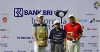 Justin Harding Jawara Golf Indonesia Open 2018