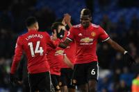 Mourinho Beri Waktu Istirahat Lebih kepada Pemain Man United yang Tampil di Piala Dunia 2018