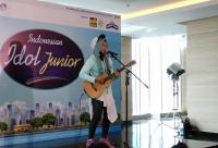 Hari Kedua, Audisi Idol Junior 2018 di Jakarta Dihadiri 1.000 Peserta