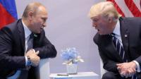 Trump Didesak Angkat Topik Peretasan dan Novichok dalam Pertemuan dengan Putin