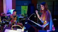 Konduktor Muda Chikita Amanda Sukses Helat Show Tunggal