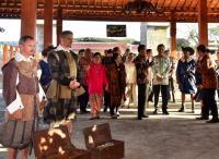 Jokowi Apresiasi Penyerahan Aset Bangunan dan Studio Film Sultan Agung di Yogyakarta
