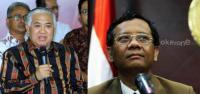 Din Syamsuddin dan Mahfud MD, Siapa yang Lebih Tepat Jadi Cawapres Jokowi?