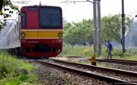 Perjalanan KRL Lintas Jakarta Kota-Bogor Sudah Normal Pasca Rel Patah di Gambir