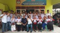 Perindo Penuhi Syarat Pendaftaran Bacaleg di Kota Pangkalpinang