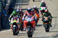 Dovizioso Puas Lihat Dominasi Ducati di MotoGP Jerman 2018