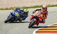 Rossi Akui Kesulitan Saingi Kecepatan Marquez